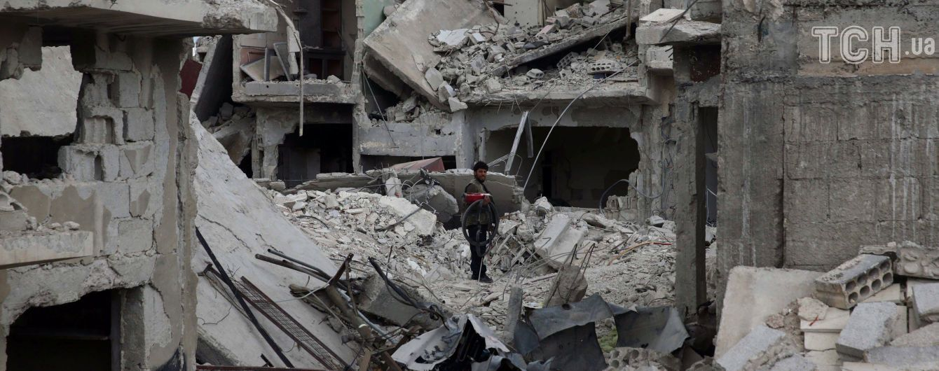 Bellingcat реконструировала химатаку в Сирии, из-за которой мир оказался на грани глобального конфликта