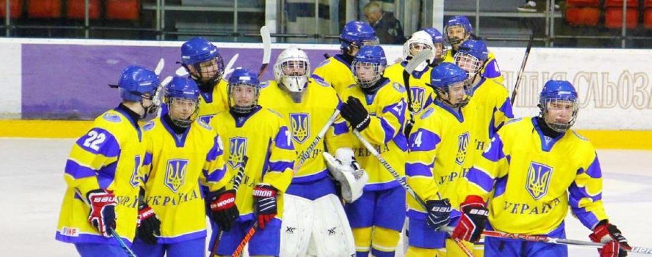 Сборная Украины потерпела поражение от Японии на домашнем чемпионате мира по хоккею