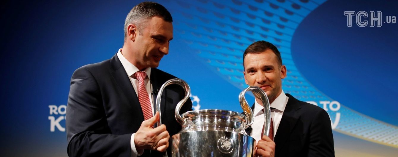 """Кличко спрогнозував рахунок фіналу Ліги чемпіонів """"Реал"""" – """"Ліверпуль"""""""