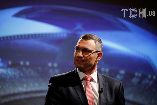 """Кличко запевнив, що не збирається """"скакати"""" на посаду президента"""