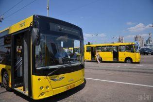 В Киеве возобновилось движение транспорта по Харьковскому шоссе, которое перекрывали жители многоэтажек
