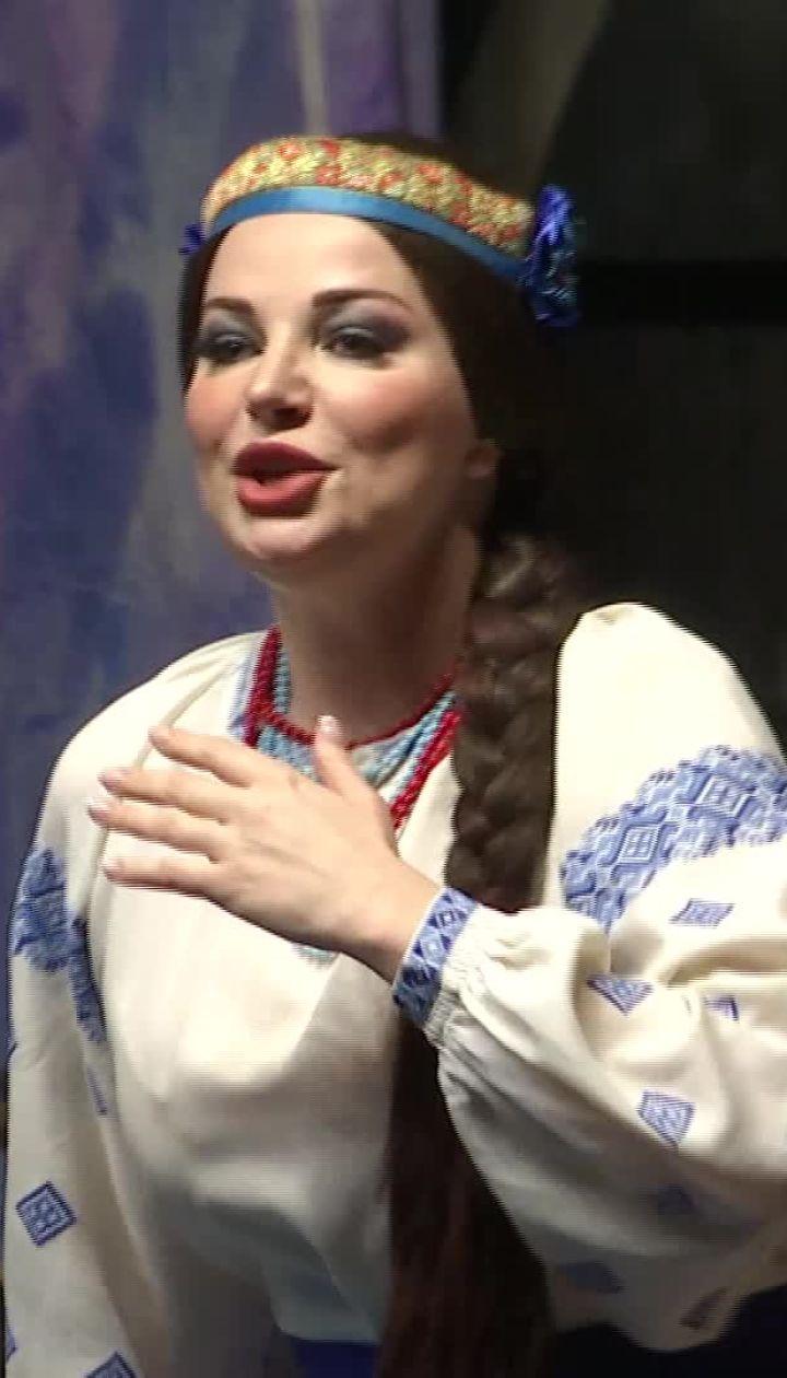 Максакова готовится к дебюту на сцене Национальной оперы. Эксклюзив ТСН