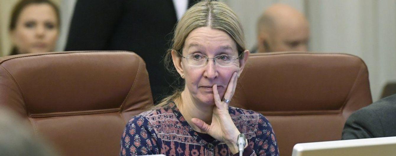 Супрун рассказала, сколько миллионов украинцев подписали декларации с врачами