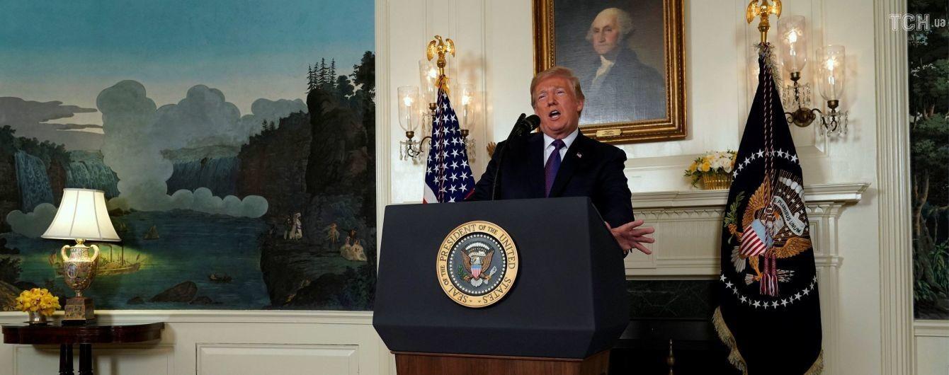 Трамп хоче укласти корисну для Ірану угоду