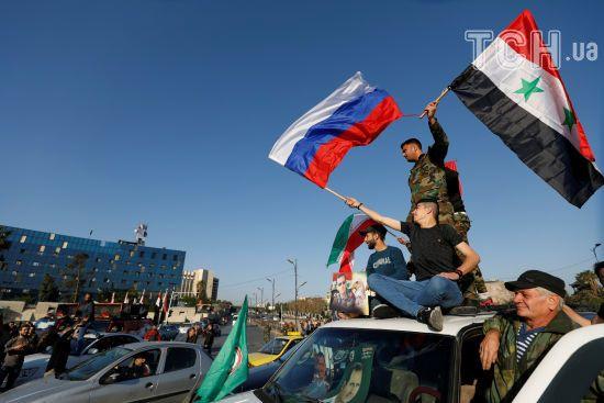 Міноборони РФ назвало кількість російських військових, які воювали в Сирії