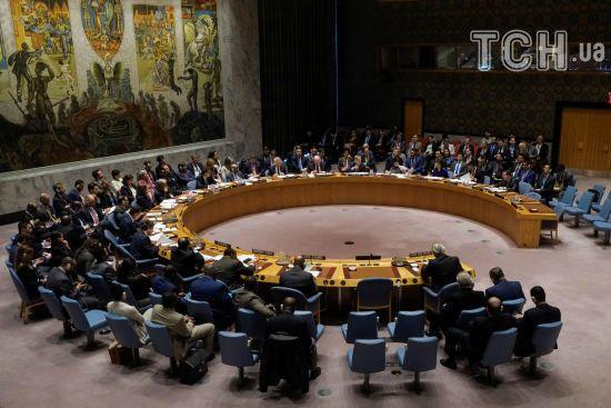 РФ і Китай заблокували в ООН пропозицію санкцій проти російських компаній і суден за співпрацю з КНДР