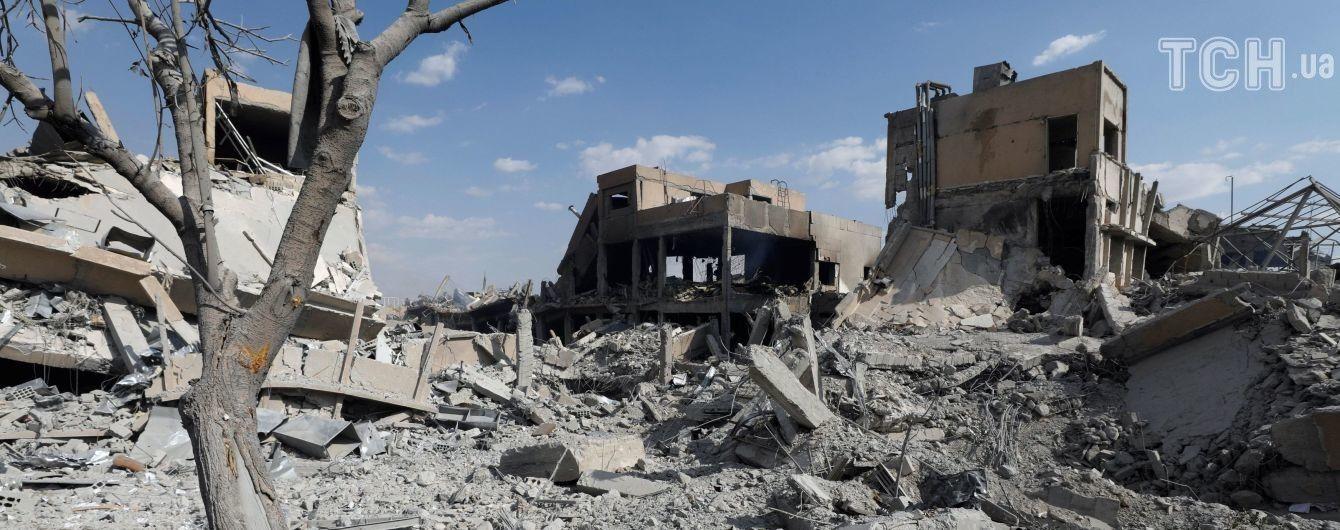 У Сирії інспектори ОЗХЗ зайшли до міста, де відбулась хімічна атака