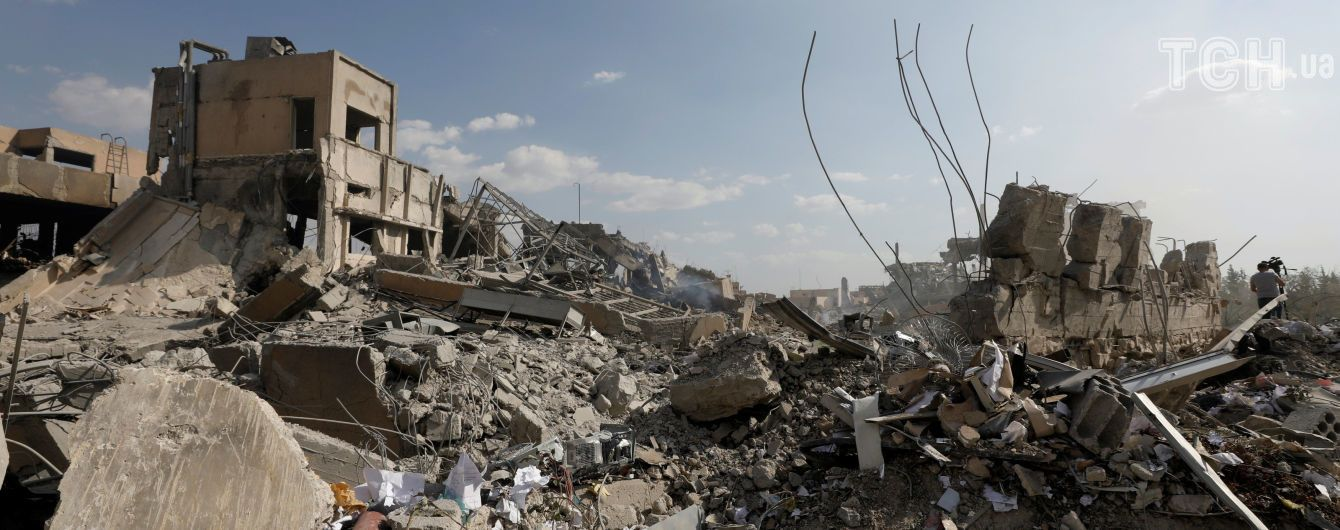 Експерти ОЗХЗ досі не потрапили до сирійської Думи: у Пентагоні не виключають знищення доказів хіматаки