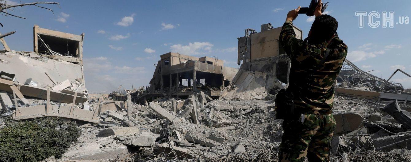 У Сирії внаслідок обстрілу загинуло четверо російських військових