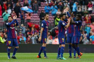 """""""Барселона"""" побила невероятный рекорд, который держался в чемпионате 38 лет"""