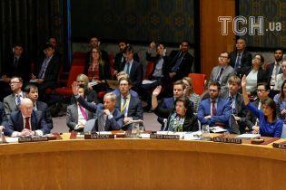 Під час Радбезу ООН Франція та Німеччина закликали РФ відкрити доступ до Азовського моря