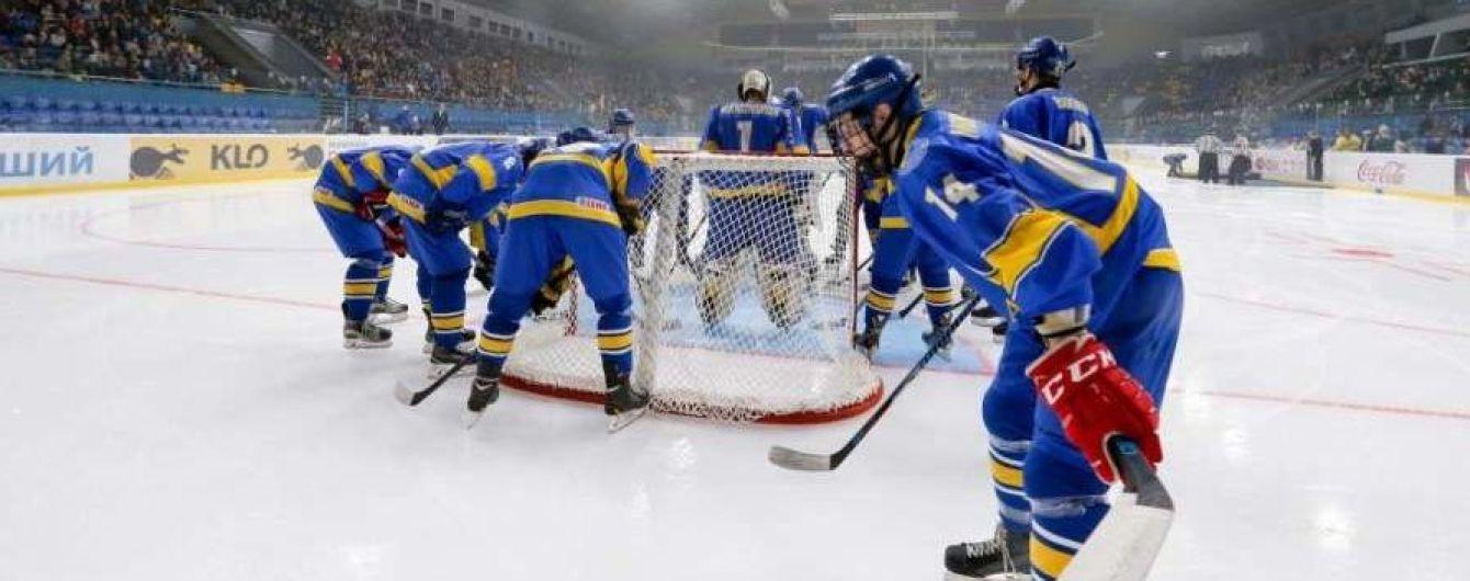Сборная Украины по хоккею одержала зрелищную победу на чемпионате мира