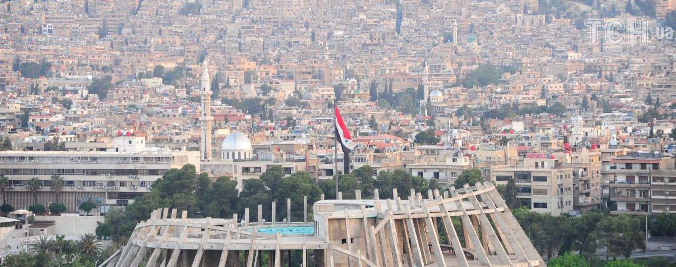 Ізраїль завдав ракетного удару по аеропорту Дамаска
