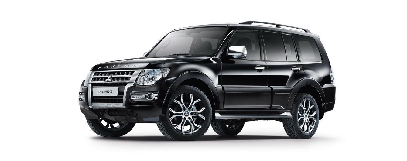 Mitsubishi выпускает прощальную версию Pajero