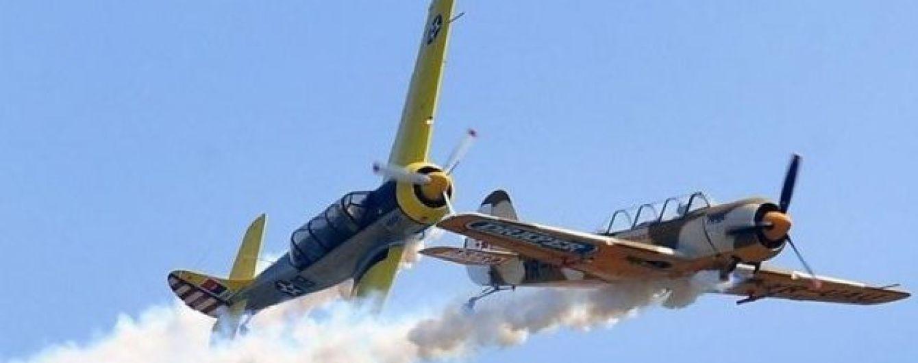 В Германии столкнулись самолеты, есть погибшие