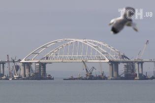 Можем уничтожить тот разрекламированный мост – Турчинов об усилении береговой охраны в Азове