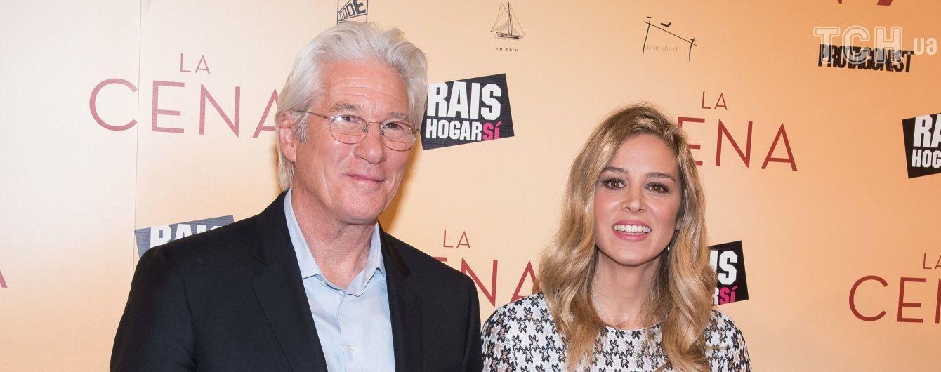 68-річний голлівудський актор Річард Гір одружується з молодшою на 33 роки журналісткою