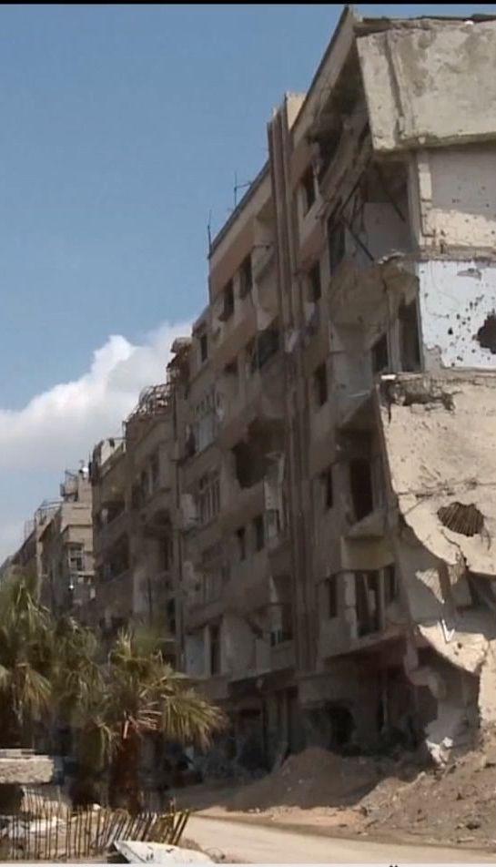 Сирийские и российские военные не пускают в Думу экспертов Организации по запрещению химического оружия