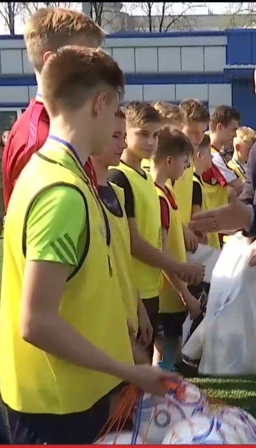 В Украине начался чемпионат по дворовому футболу с грандиозным призом для победителей