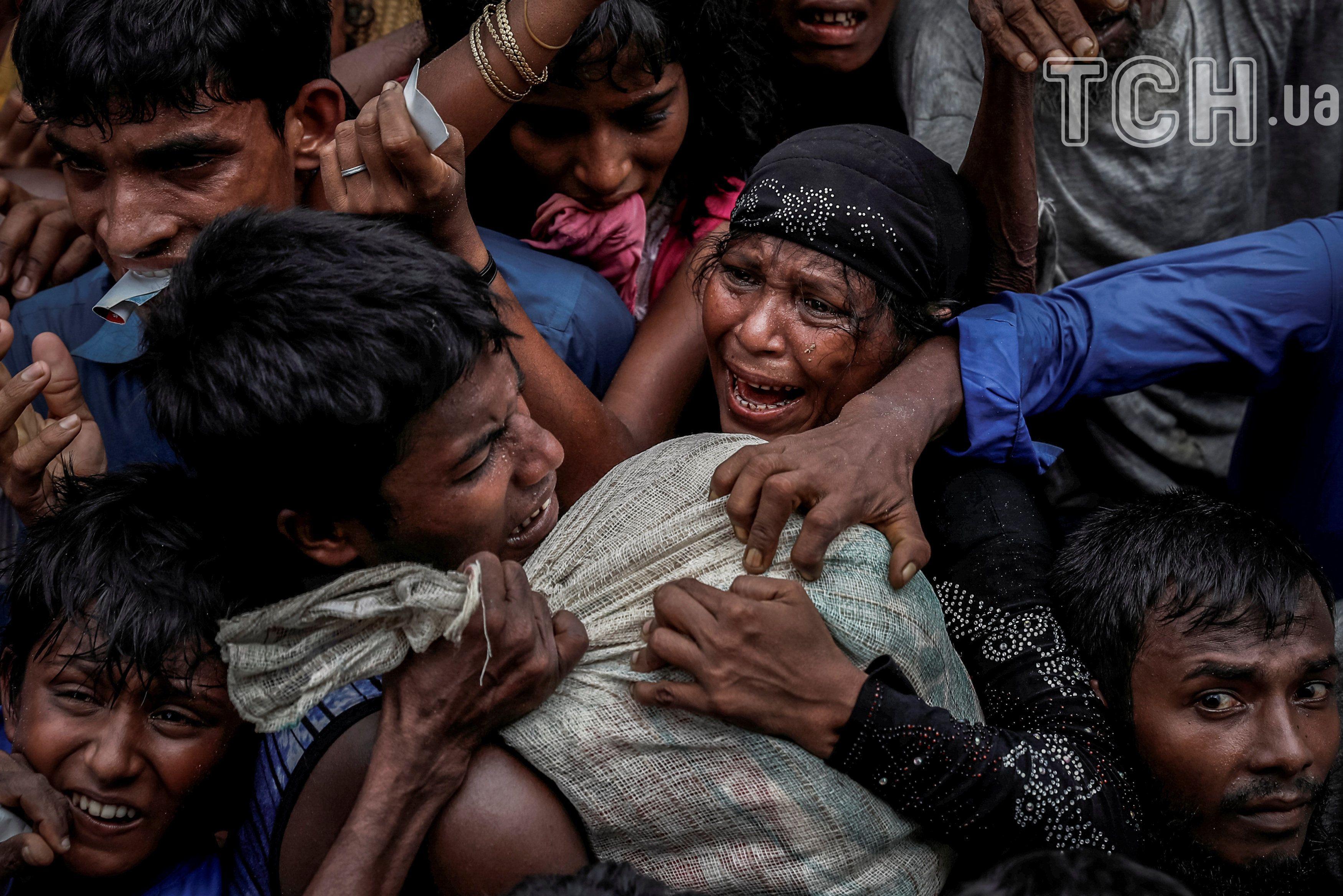 рохінджа м'янма