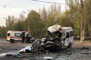 В Кривом Роге объявлен траур из-за гибели восьми человек в ДТП