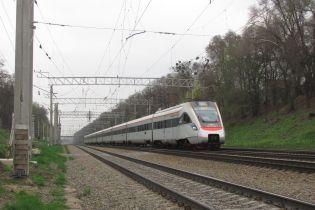 Залізничники попередили про зміни руху швидкісних поїздів протягом чотирьох днів