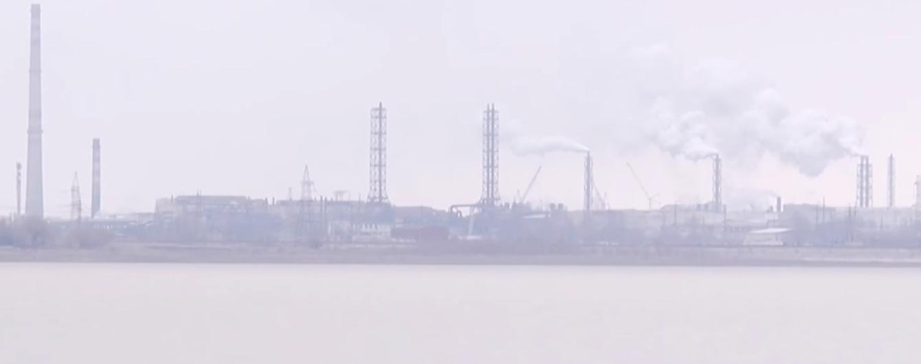 """Вблизи завода """"Титан"""" в почве обнаружили увеличение сульфатов"""