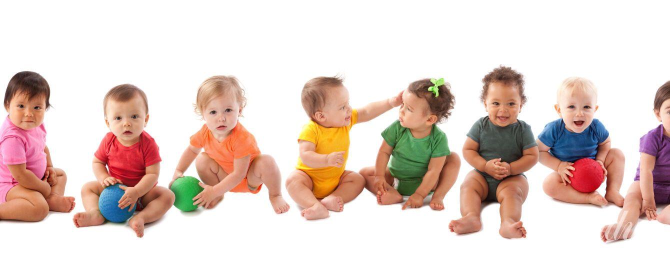 Дети: первый год – первый кризис - Дети - TCH.ua