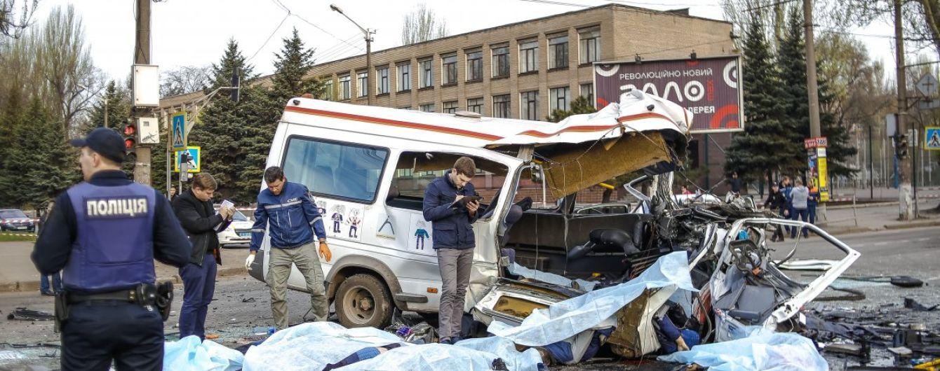 Смертельна ДТП у Кривому Розі: маршрутка порушила норму щодо кількості пасажирів
