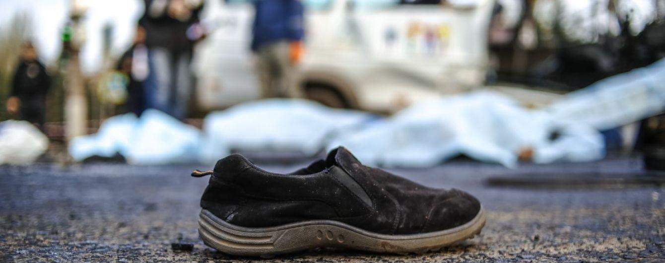 Семеро из восьми погибших в ДТП в Кривом Роге – работники меткомбината. Список жертв