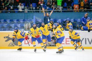 Хокейна збірна України здобула другу перемогу на домашньому чемпіонаті світу
