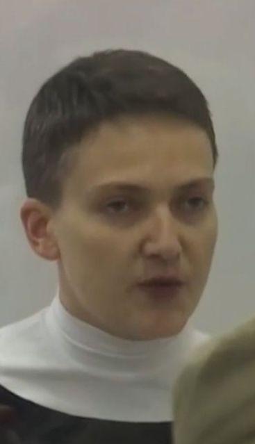 Надію Савченко допитали на детекторі брехні