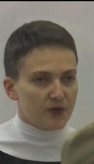Надежду Савченко допросили на детекторе лжи