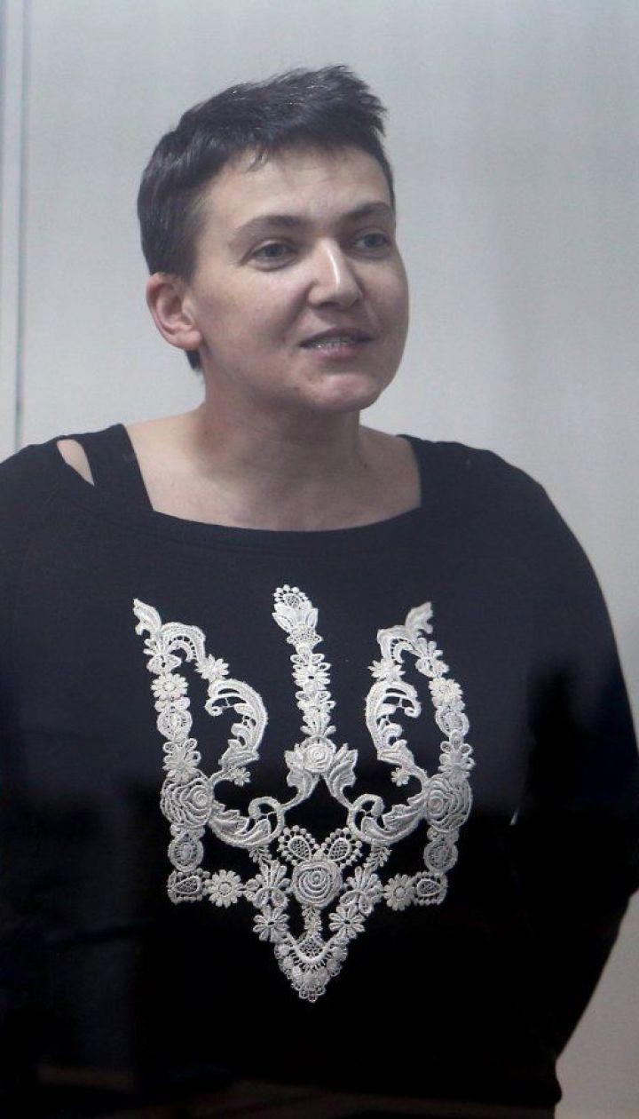 В Киеве со столкновениями задержали помощника Савченко
