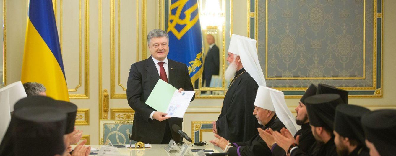 """У Лаврова пожалілися, що Порошенко """"зіштовхує лобами"""" вірян"""