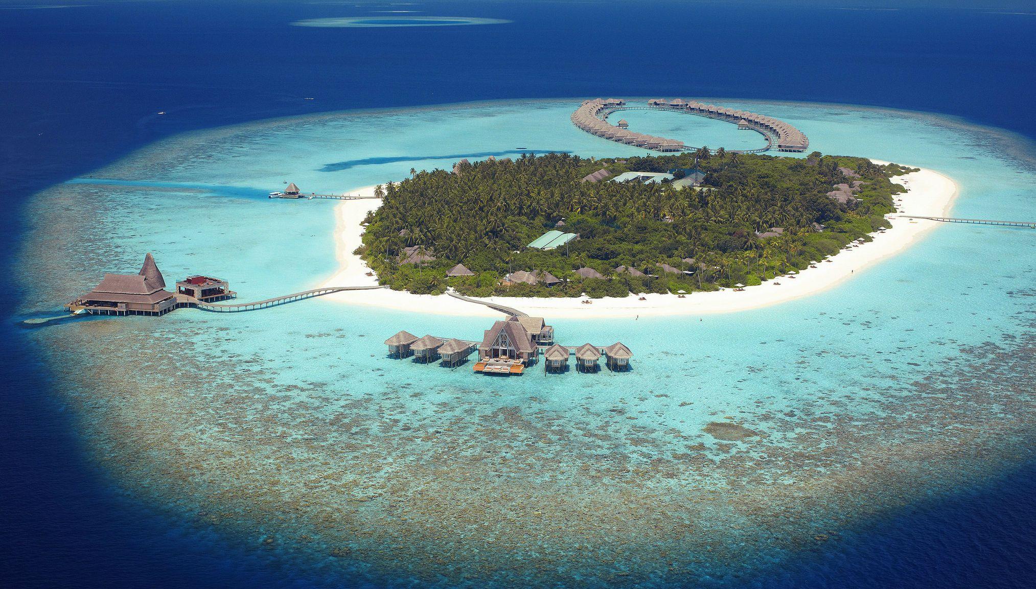 Готель, Мальдіви, Індійський океан, пляж_4