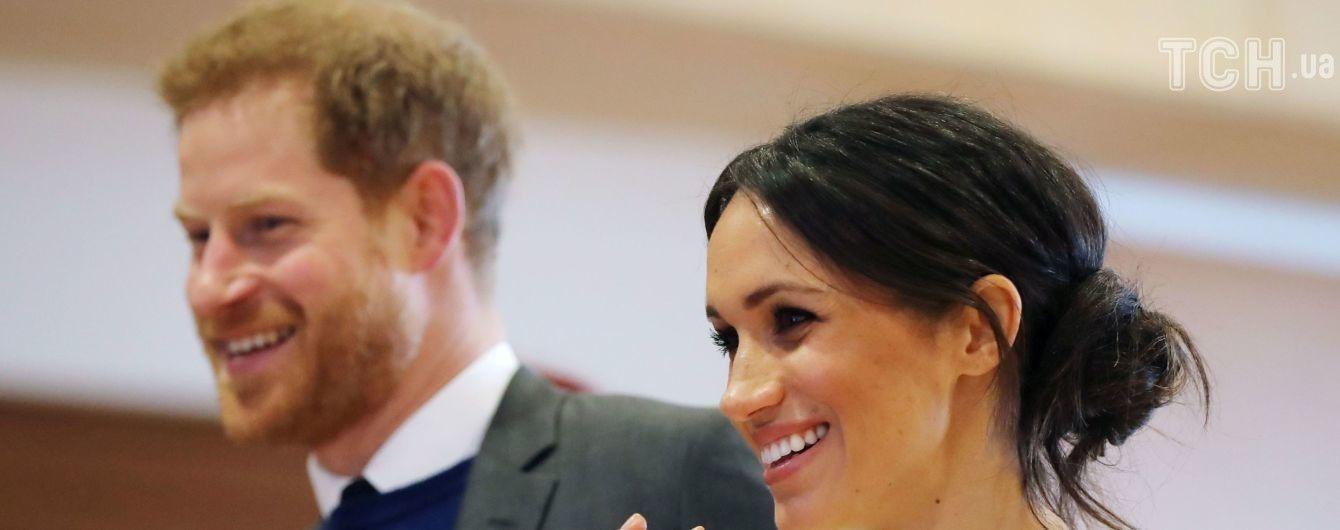 Наречені принц Гаррі та Меган Маркл завітали до Єлизавети II на чай перед весіллям