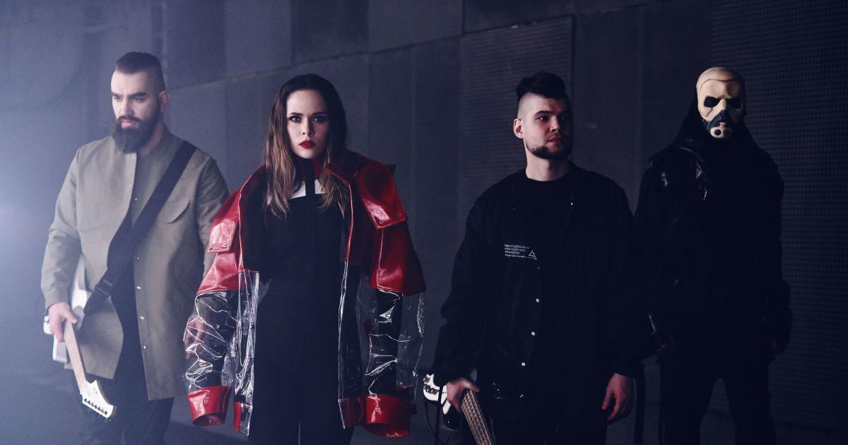 """The Hardkiss випустили """"космічний"""" кліп на українськомовну пісню"""
