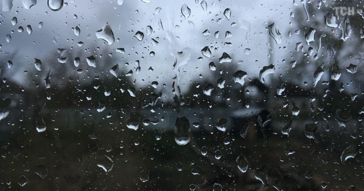 У червні у Києві випала найбільша за 128 років кількість опадів