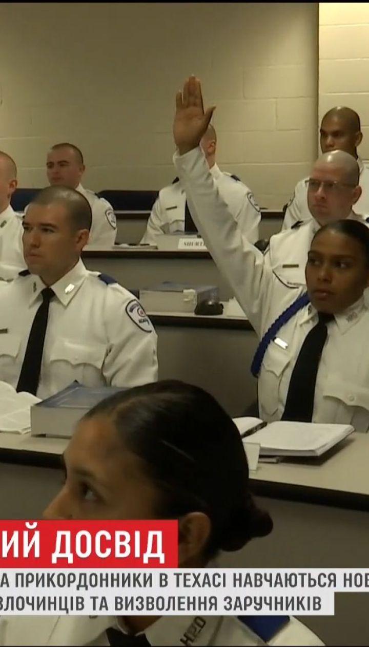 Українські правоохоронці розпочали навчання новим маневрам перехоплення у Техасі