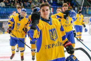 Юніорська збірна України видовищно розгромила румунів і виграла чемпіонат світу з хокею