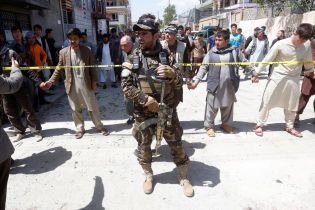 У Кабулі пролунав вибух