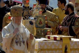 Вселенський патріарх Варфоломій звернувся до українців