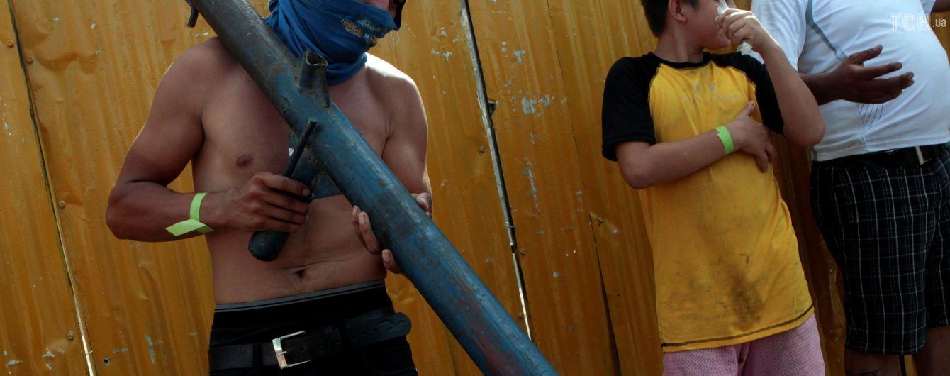 Число погибших в результате протестов в Никарагуа возросло до 200 человек