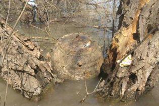 На Дунае всплыли на поверхность уже пять противолодочных мин