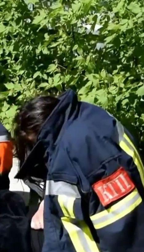 В Николаеве полицейский спас девушку, которая прыгнула с моста