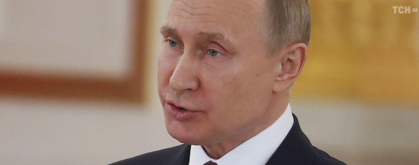 Путін у розмові з Нетаньяху поклав провину на Ізраїль за збиття Іл-20
