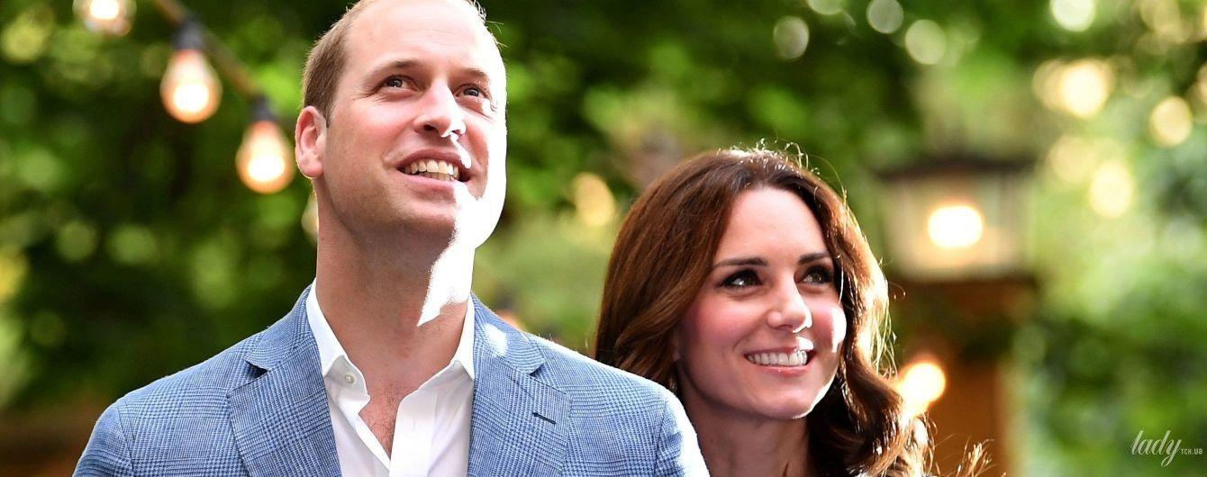 Герцог и герцогиня Кембриджские отправились отдыхать на экзотический курорт