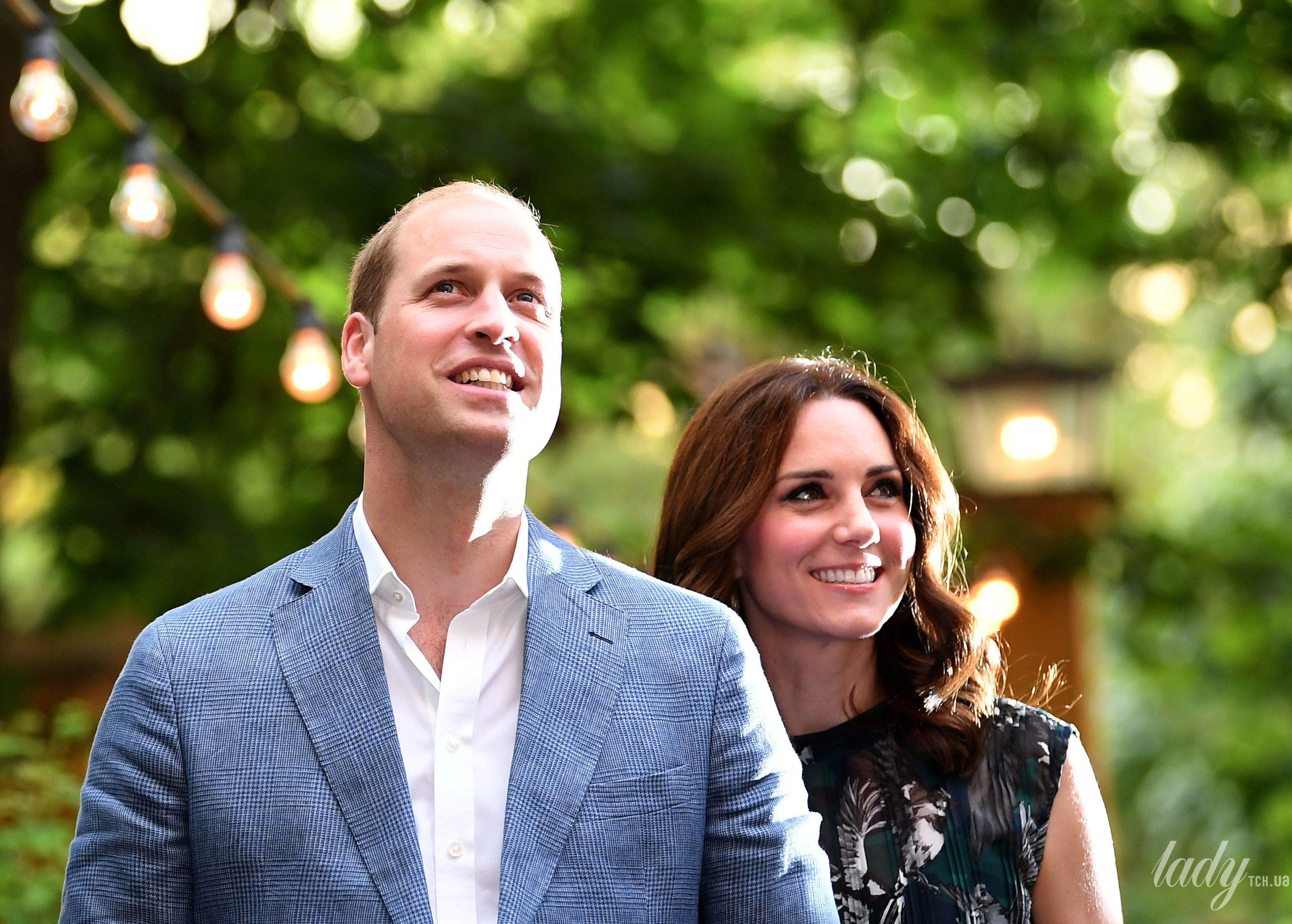 Принц Уильям и герцогиня Кембриджская_2