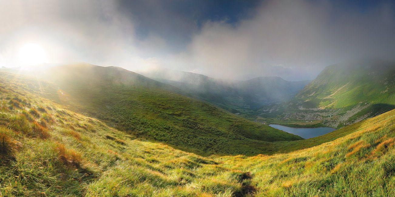 Гора Бребенескул, Карпати, гори
